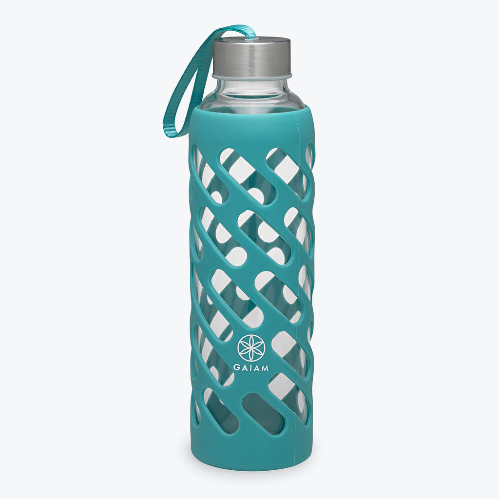Sure Grip Water Bottle 20oz Gaiam