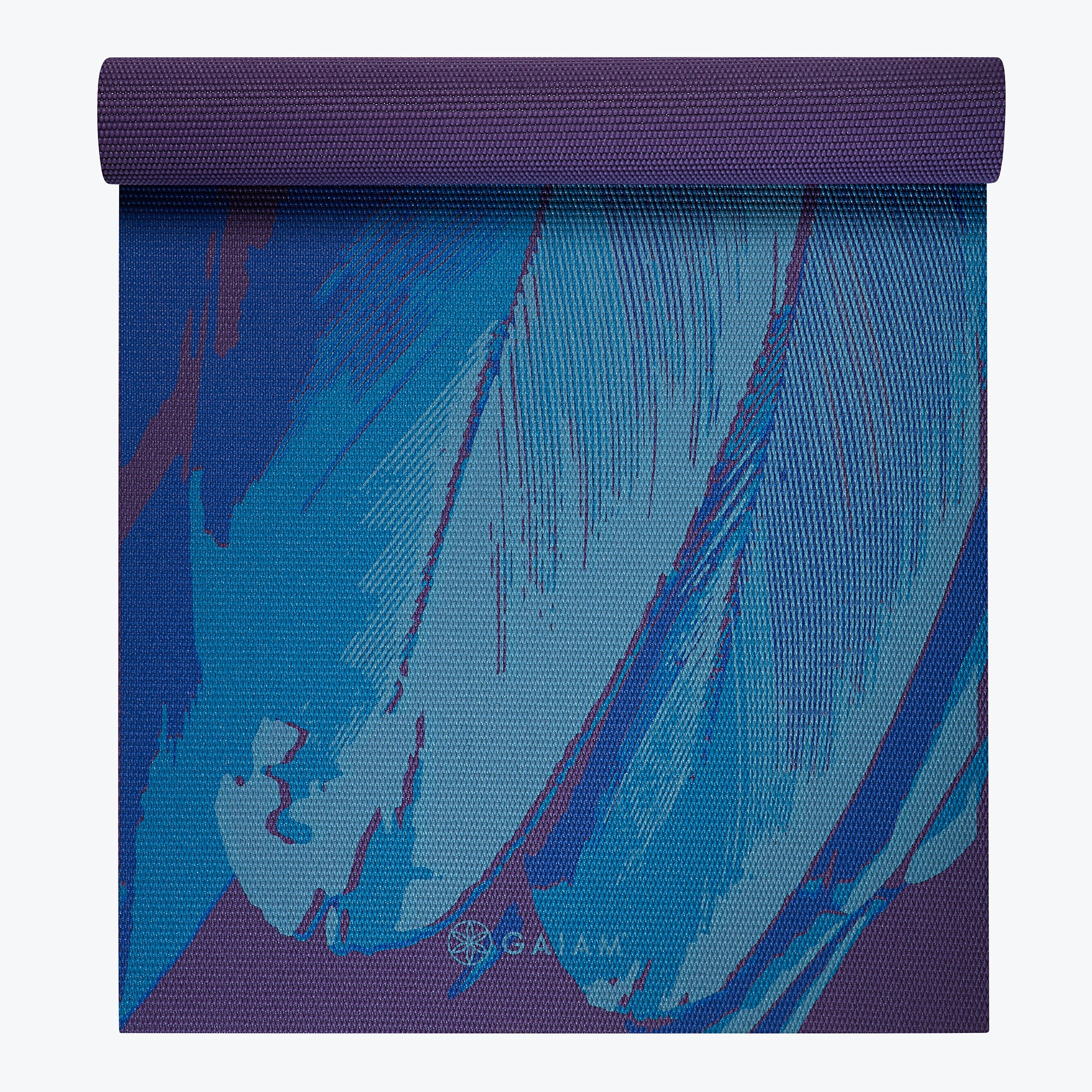 Image of Lapis Feather Yoga Mat (4mm)