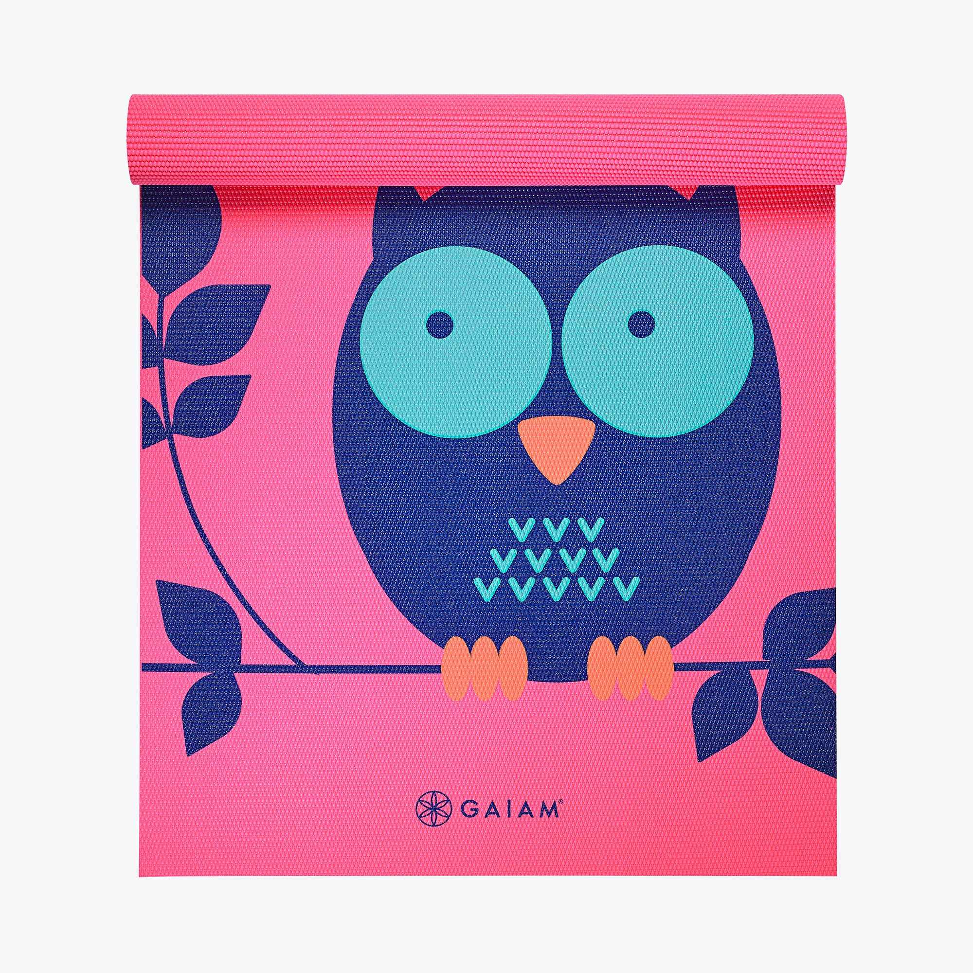 Image of Kids Owl Yoga Mat (4mm)