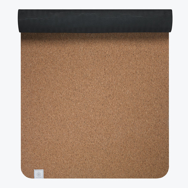 Performance Cork Yoga Mat 6mm Gaiam
