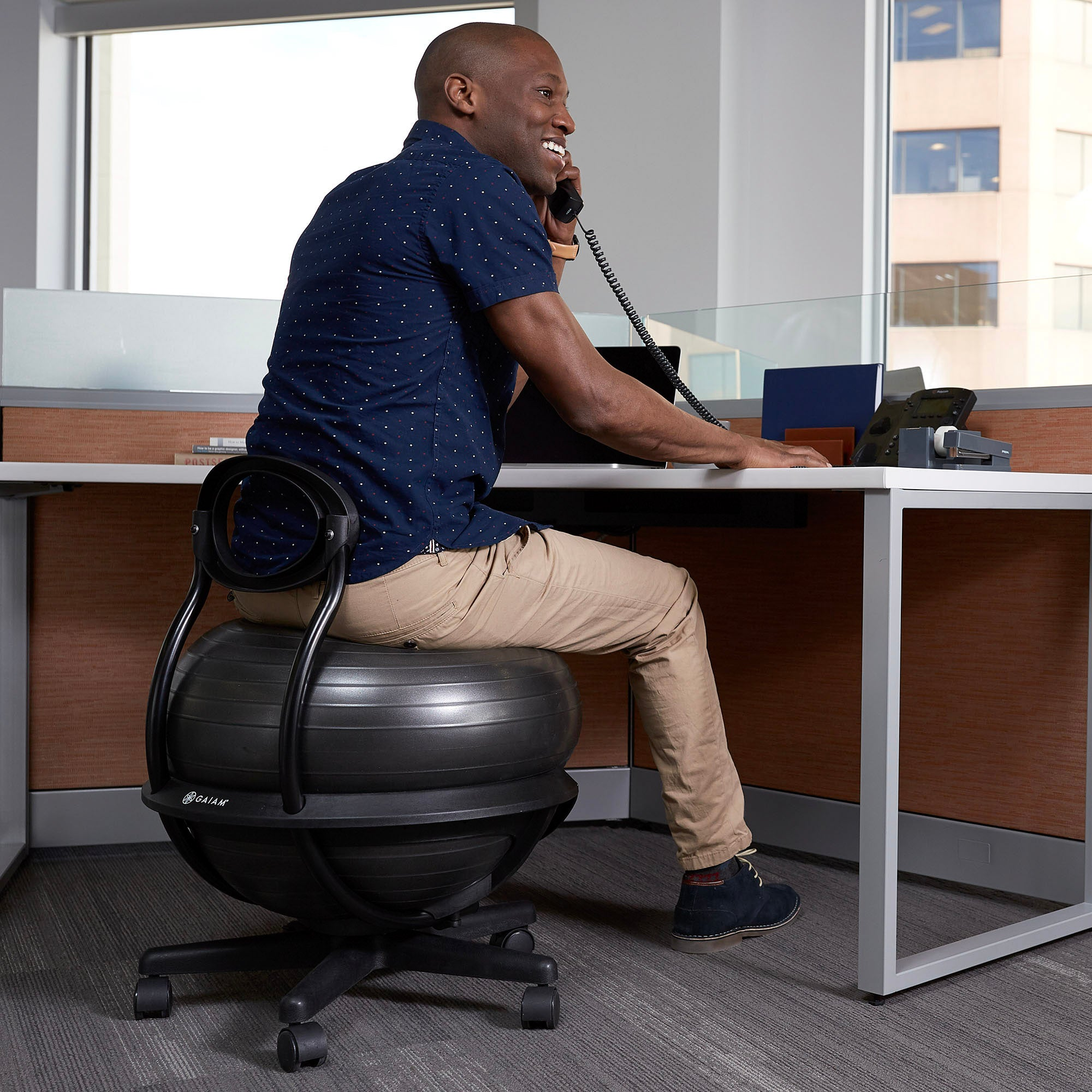 Terrific Ultimate Balance Ball Chair Pabps2019 Chair Design Images Pabps2019Com