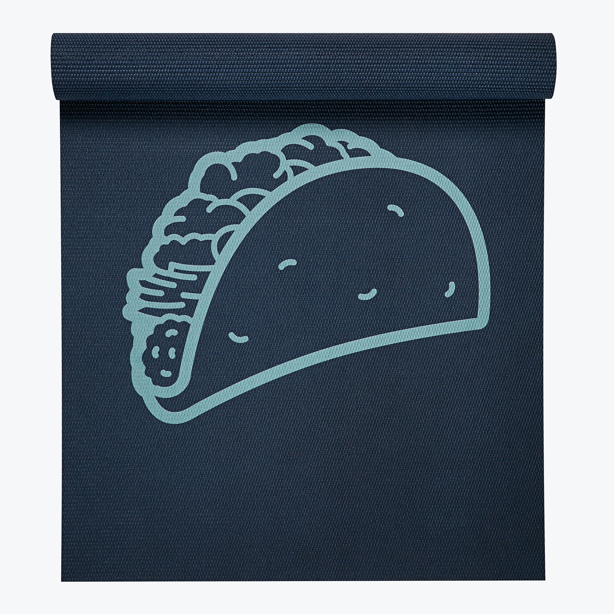 Image of For the Tacos Yoga Mat (4mm)