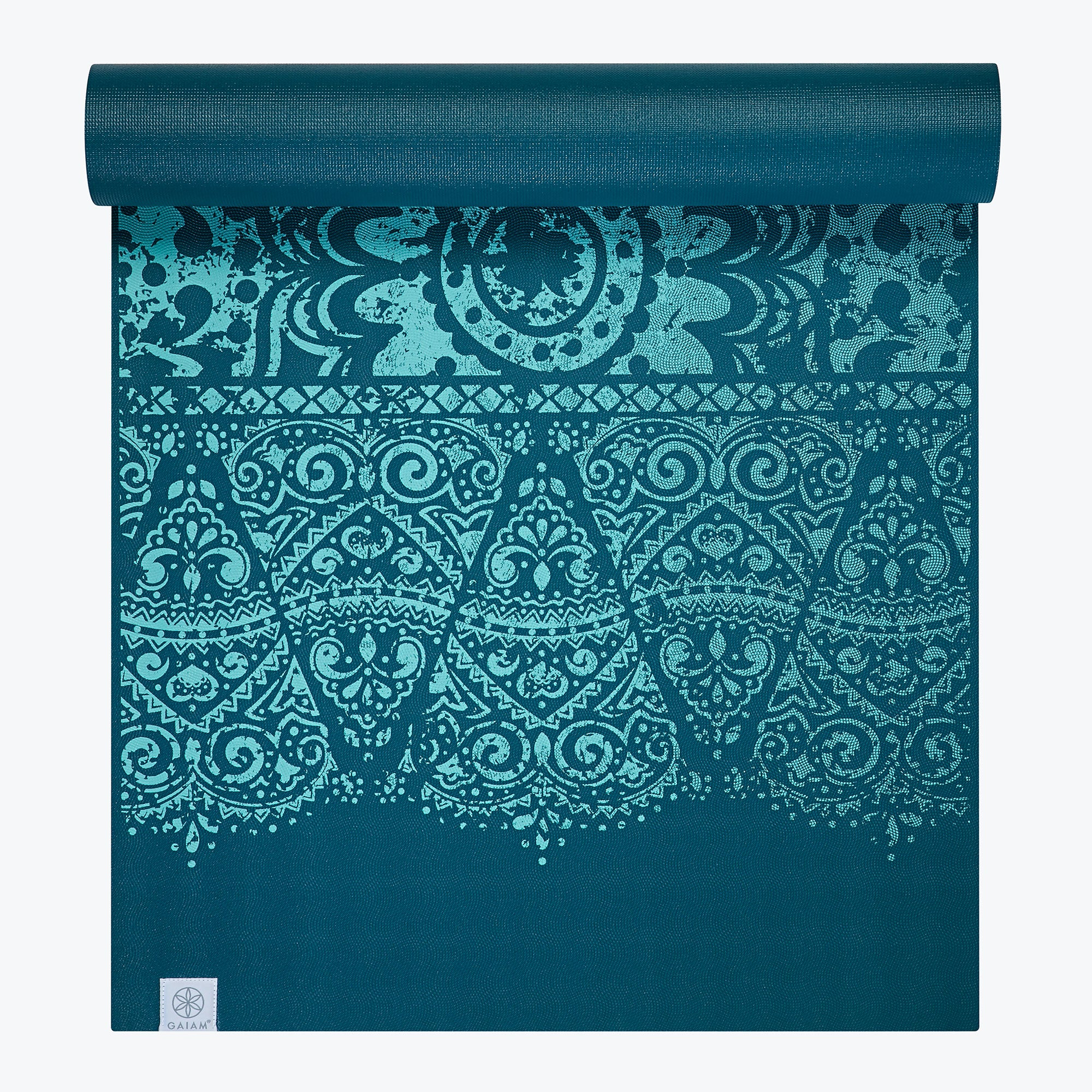 Image of Performance Stable Grip Yoga Mat (6mm)
