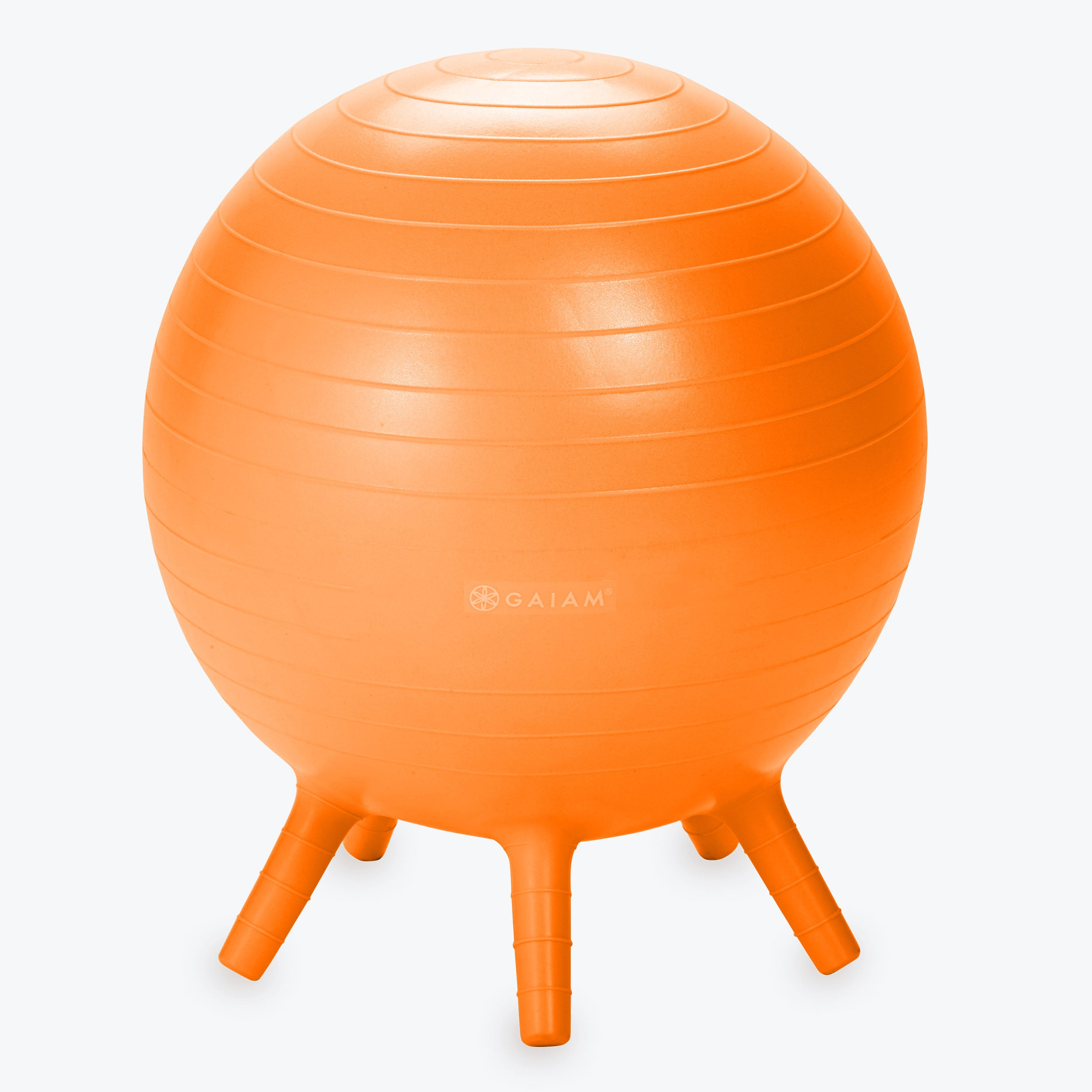 Prints /& Sizes gaiam Kids Stay-N-Play Childrens Balance Ball Flexible School Chair Active Classroom Desk Alternative Seating Built-In Stay-Put Soft Stability Legs