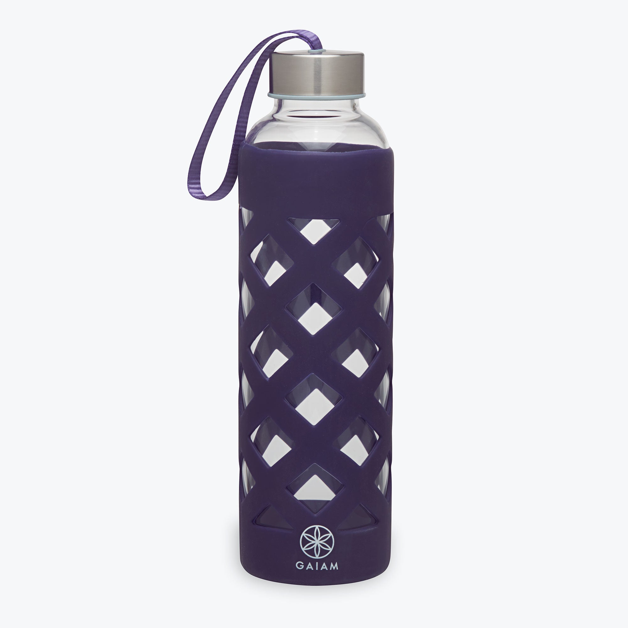 Image of Athena Glass Water Bottle (20oz)
