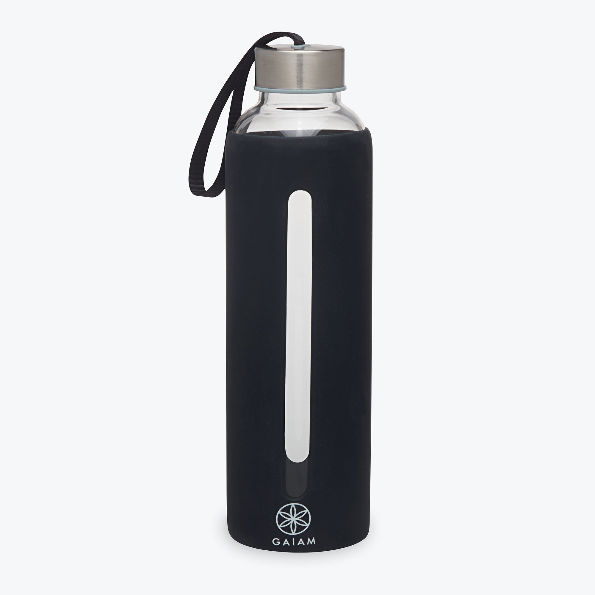 Image of Meridian Glass Water Bottle (20oz)