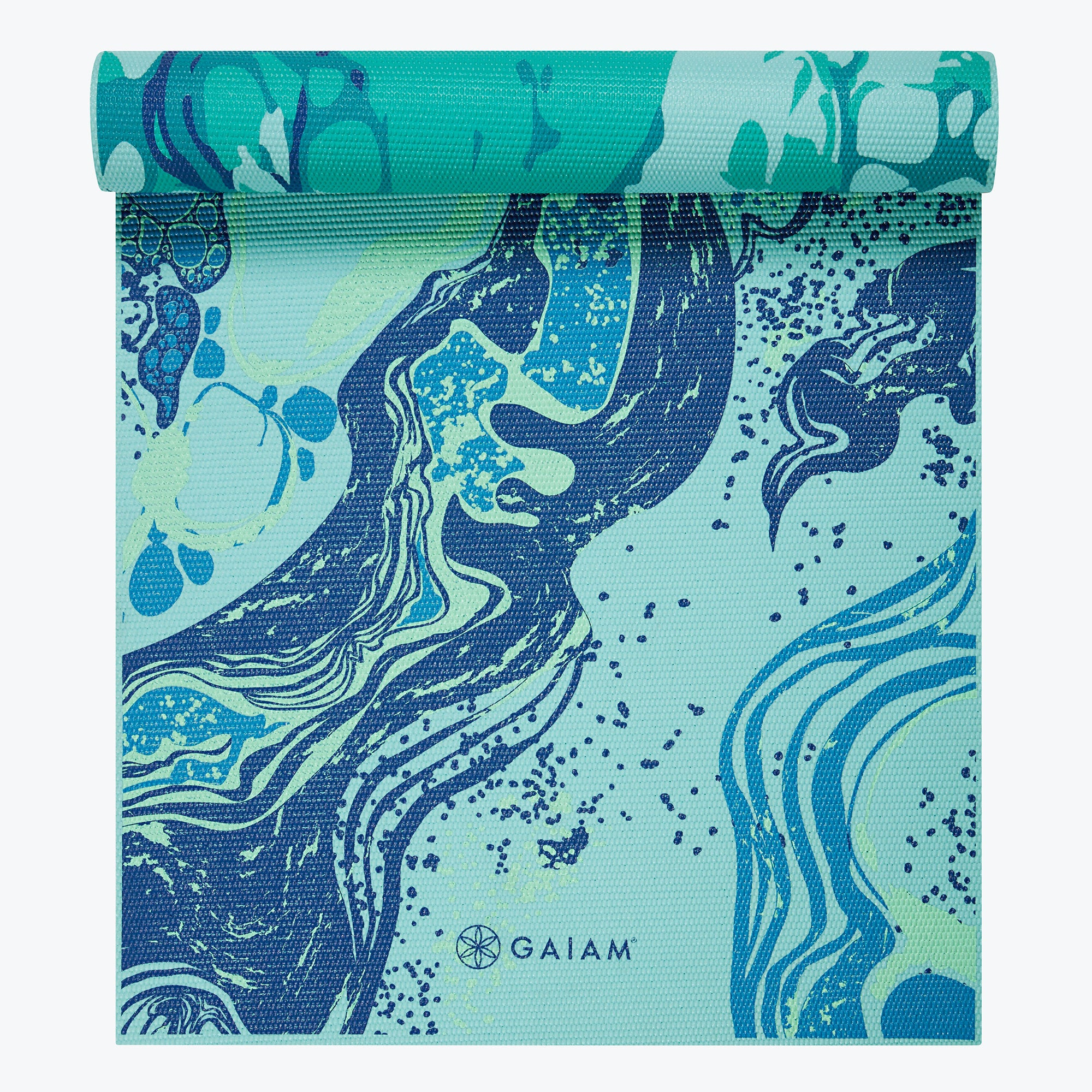 Image of Reversible River Roots Yoga Mat (6mm)