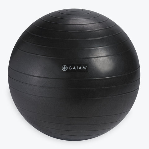 charcoal extra ball for the classic balance ball chair