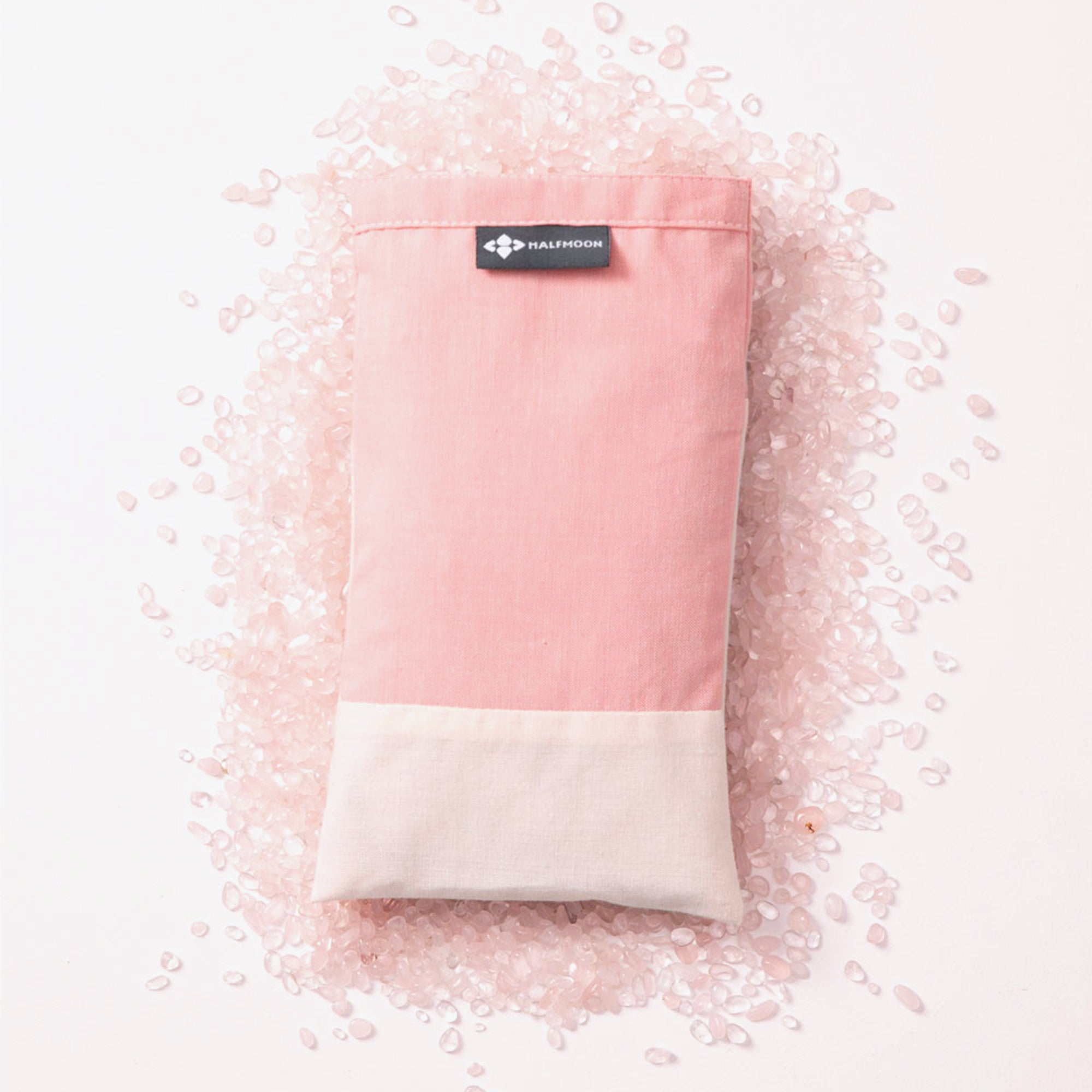 Image of Halfmoon Crystal Collection Cotton Eye Pillow