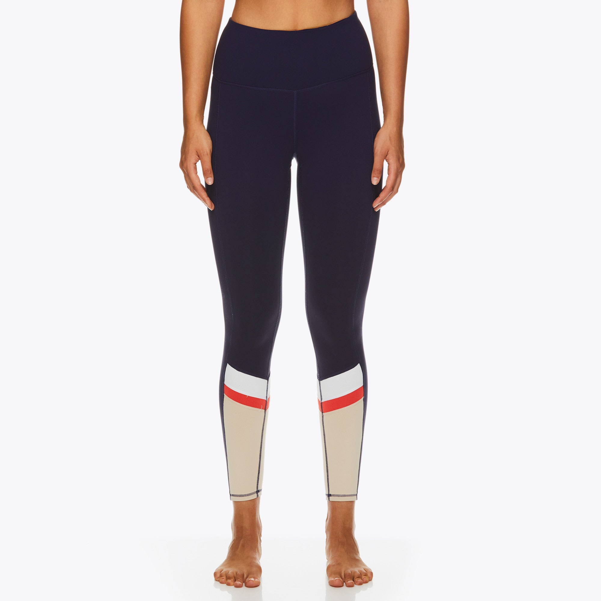 Image of Gaiam X Jessica Biel Tribeca 7/8 Hi Rise Legging