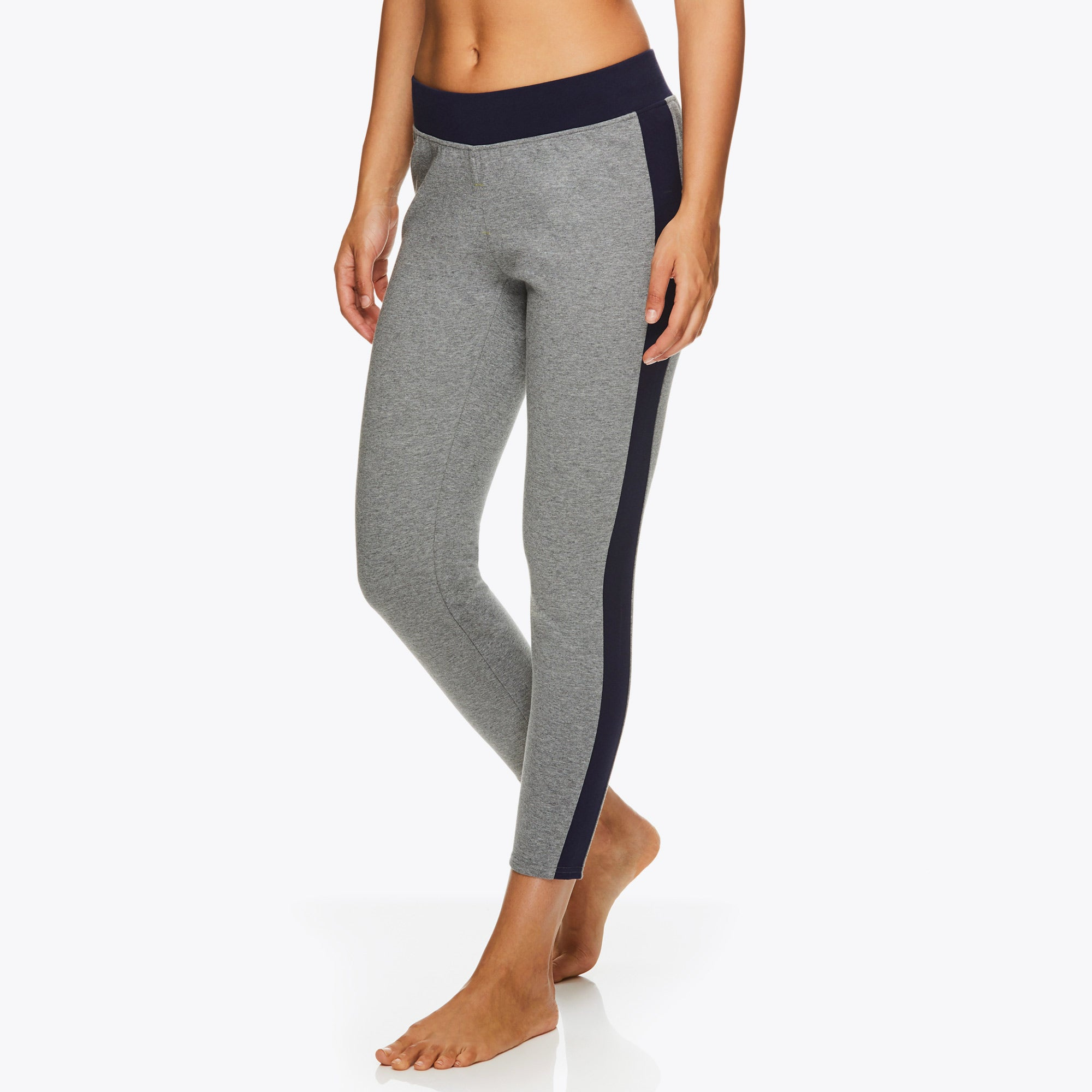 Image of Gaiam X Jessica Biel Tribeca Zip Back Pant