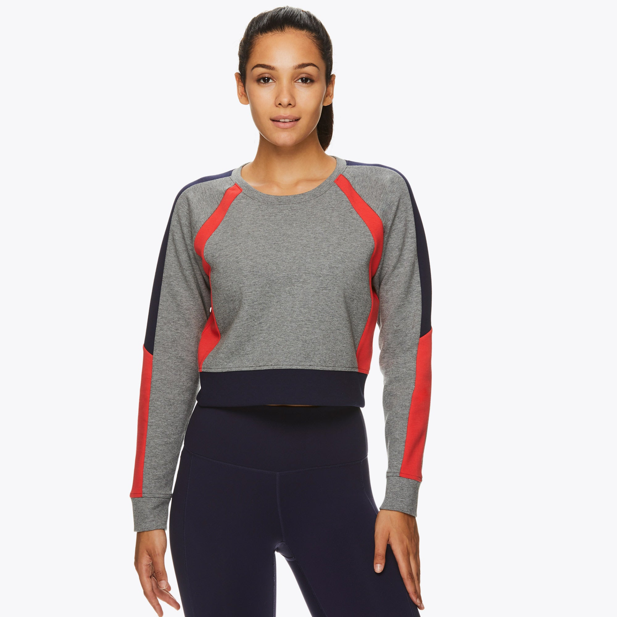 Image of Gaiam X Jessica Biel Tribeca Sweatshirt