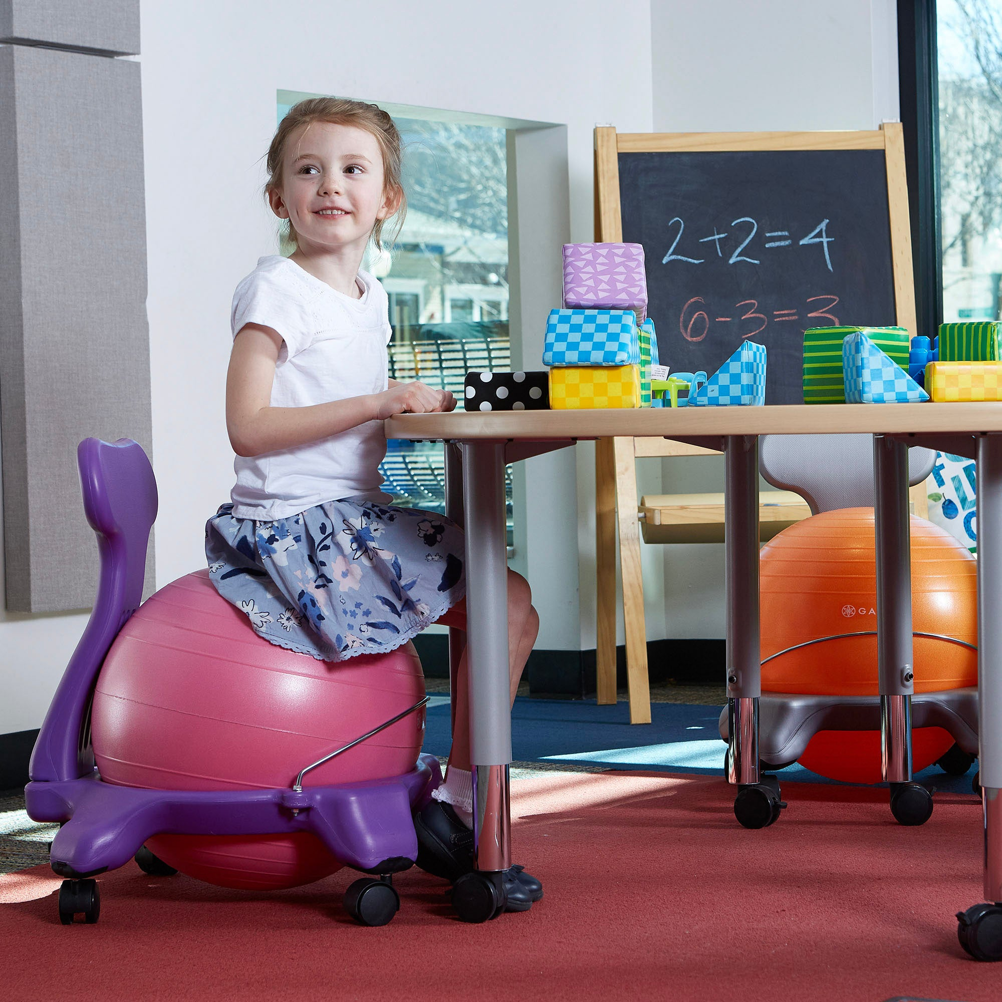 Fine Kids Classic Balance Ball Chair Caraccident5 Cool Chair Designs And Ideas Caraccident5Info