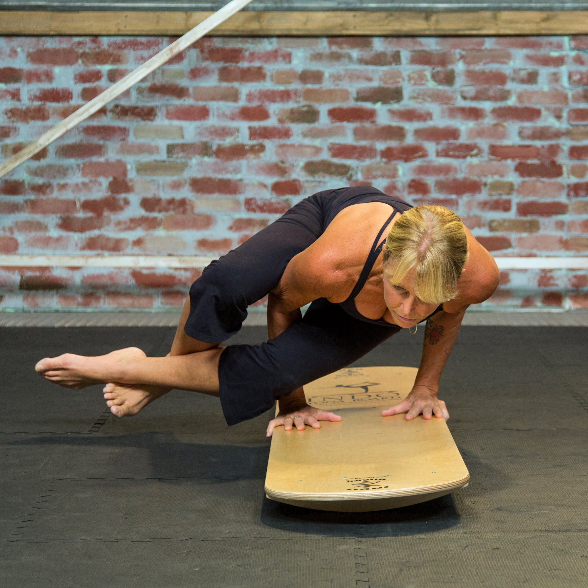 Indo Yoga Board Gaiam