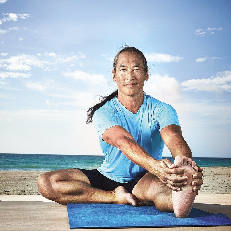 Gaiam Rodney Yee's Yoga For Your Week DVD