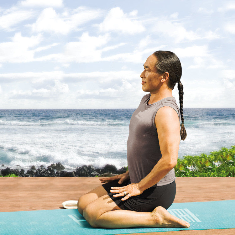 Rodney Yees Yoga For Beginners DVD