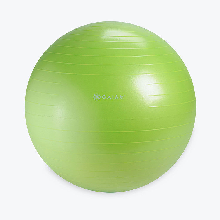 Restore Strong Back Stability Ball Kit (65cm) - Gaiam
