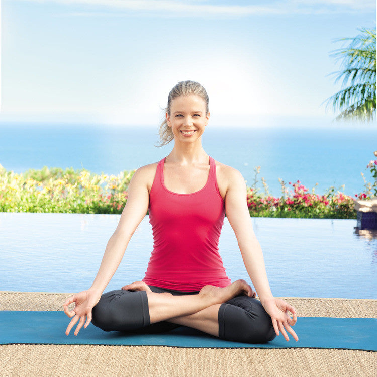 Gaiam Beginning Yoga DVD With Chrissy Carter