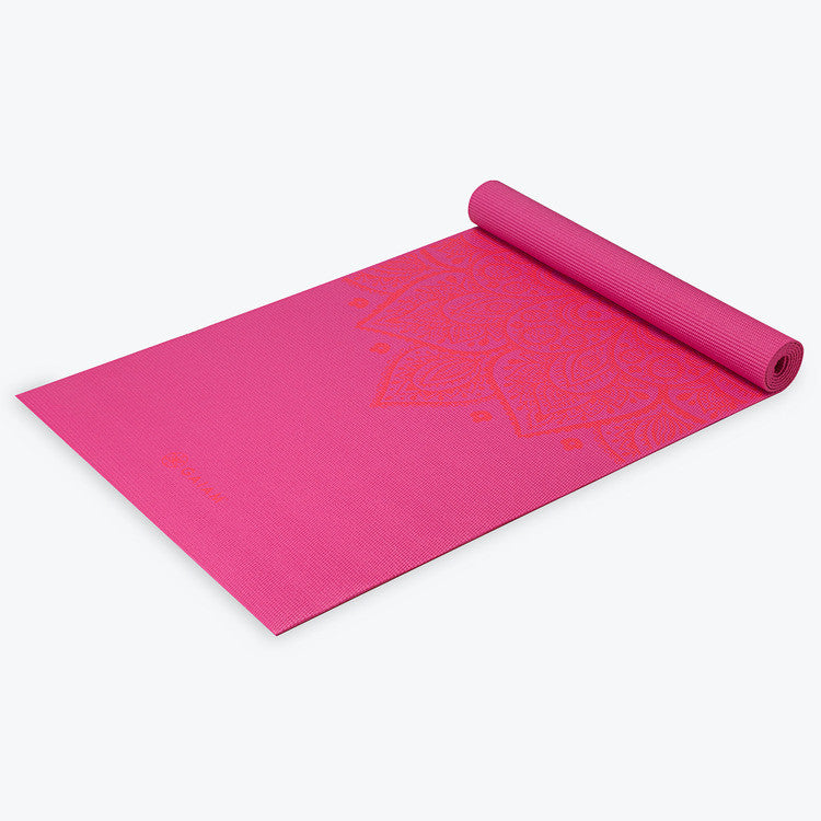 gym ie mats yoga style mat millie life womens sports pink