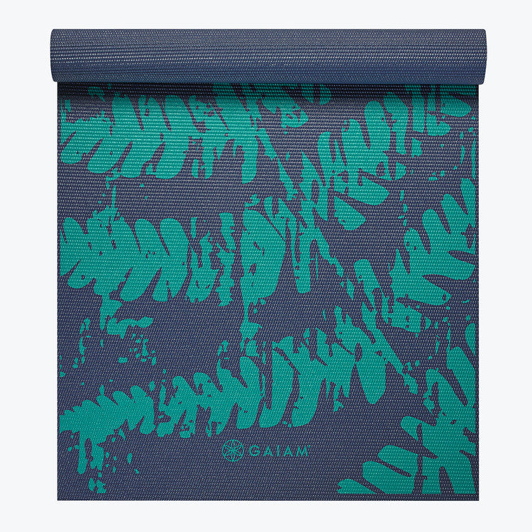 Image of Midnight Fern Yoga Mat (4mm)
