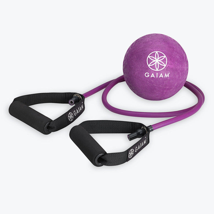 Gaiam Barre Beginner's Workout Kit
