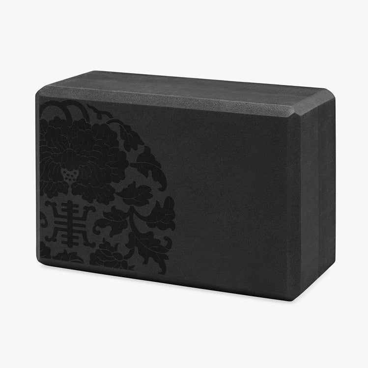 Image of Performance Medallion Yoga Block