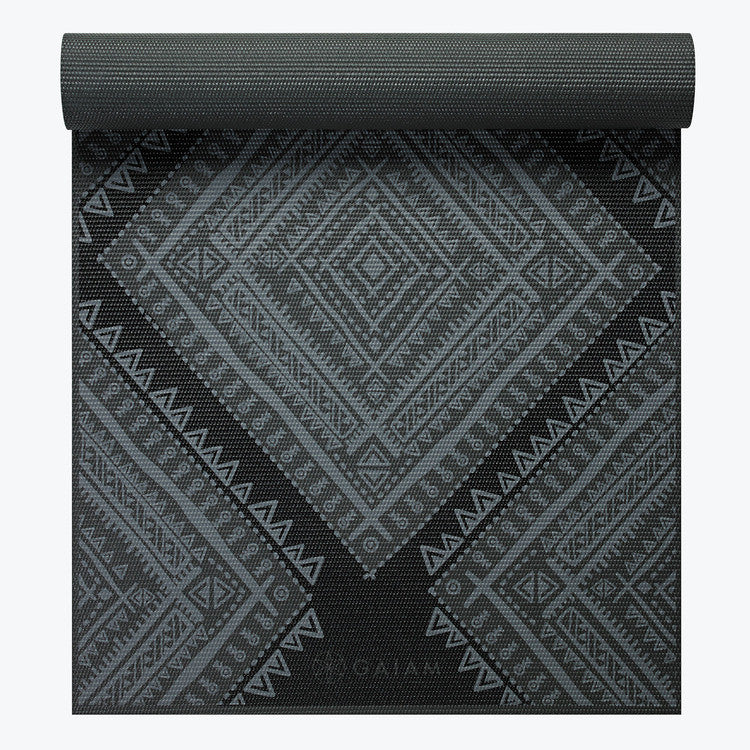Premium Navajo Yoga Mat 6mm Gaiam