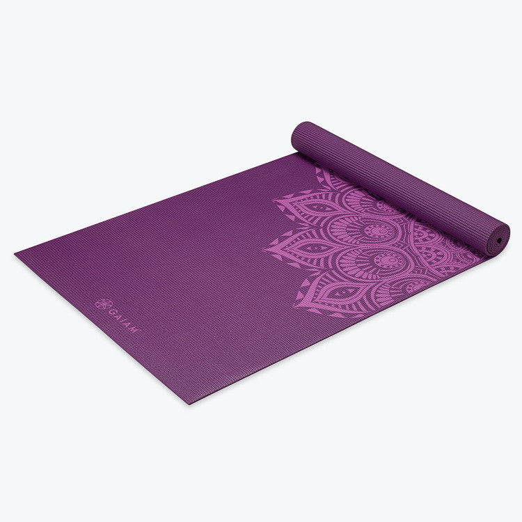 mat large strap extra product with yoga carry home treats rolled purple mats uk