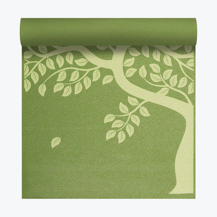 Tree Of Life Print Yoga Mat (3mm)
