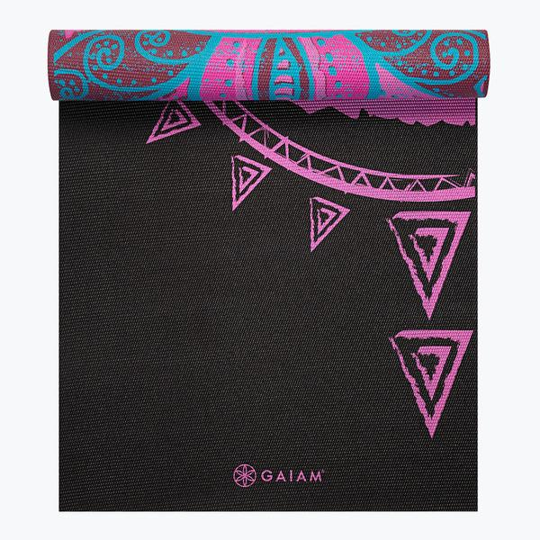 Be Free Reversible Yoga Mat 5mm Gaiam