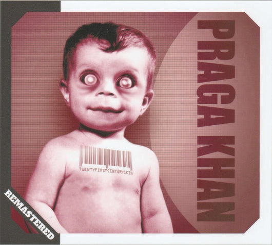 Praga Khan - Twenty First Century Skin (Remastered) + 3 extra tracks - CD