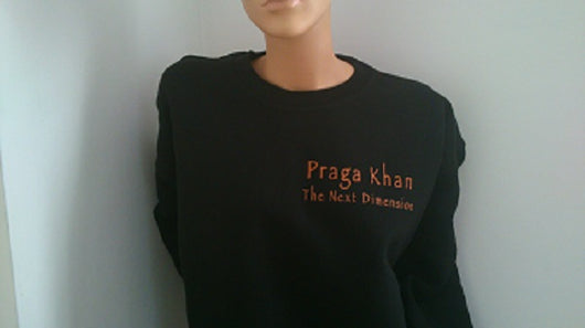 Praga Khan - Sweatshirt 'The Next Dimension