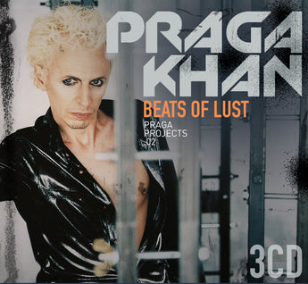 PRAGA KHAN - RARE WAX & UNRELEASED TRACKS - STRICTLY LTD EDITION