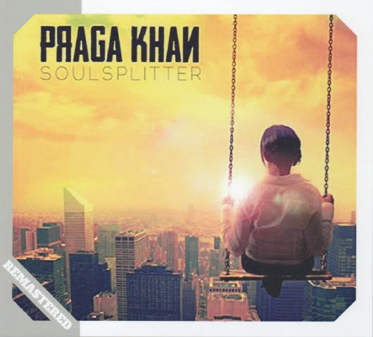 Praga Khan - SoulSplitter (Remastered) + 3 extra tracks - CD
