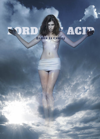 Heaven is Coming - Lords of Acid DVD Reissue