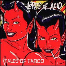 Tales of Taboo - Lords of Acid Photo book