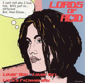 Lords of Acid - Lover Boy/Lover Girl CDM