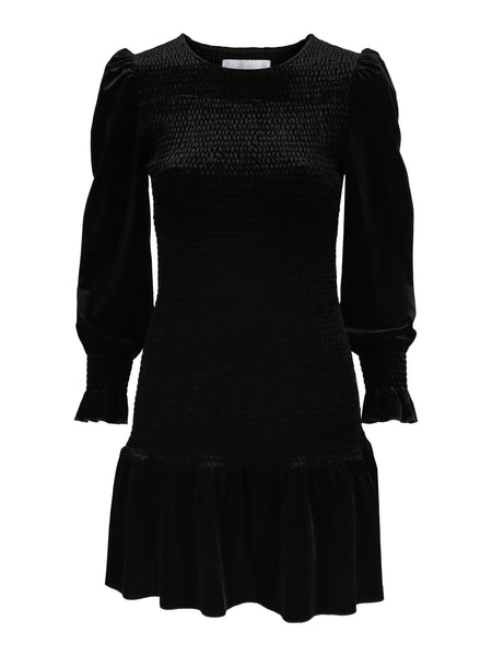 Cecci velour dress