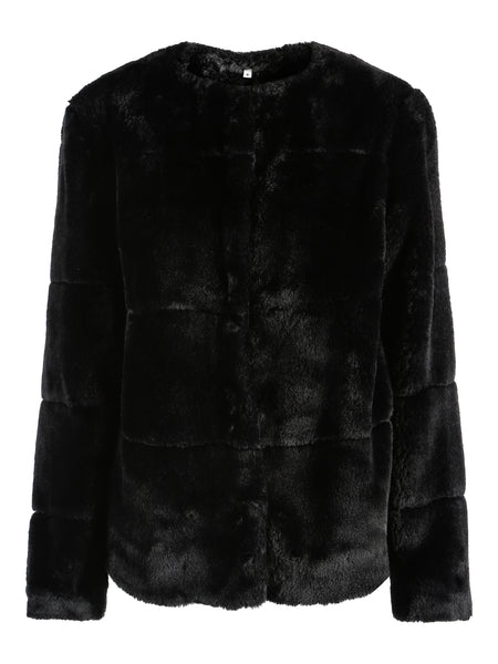 Anette fake fur jacket