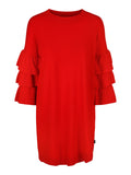 Signy wool dress