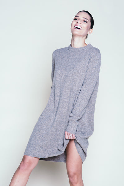 Ellie wool dress