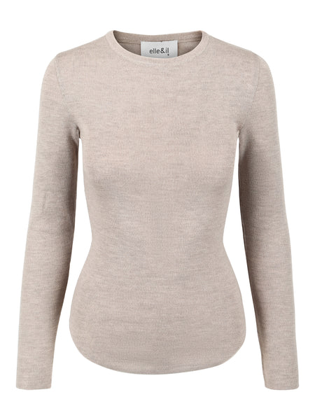 Vibeke merino sweater