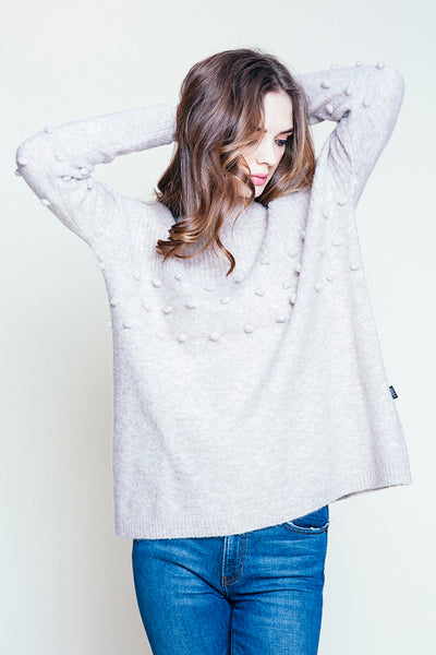 Zuma alpaca sweater