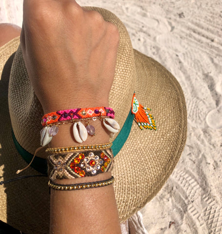 Set de pulseras Relax in the Beach