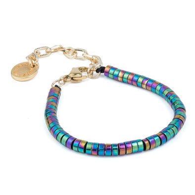Pulsera Electric Vibes Cilindro
