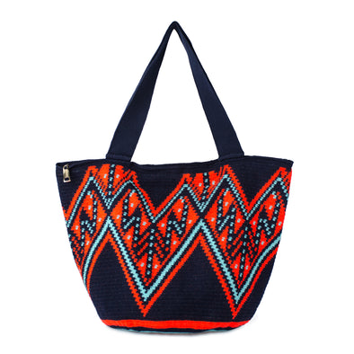 Maleiwa Tote Bag - Blue Navy (en stock)