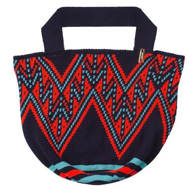 Maleiwa Tote Bag - Blue Navy