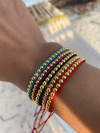 Set de 5 Pulseras Gold power