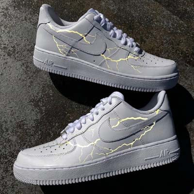 nike air force 1 lightning sneakers
