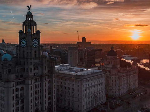 Urban_Photography_Liverpool_sunset